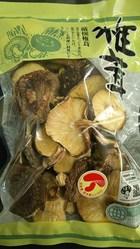 乾椎茸 カケ葉 100g